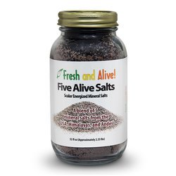 Fresh And Alive Five Alive Scalar Salts, 32 fl oz