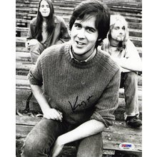Krist Novoselic Nirvana Signed 8x10 Photo Certified Authentic PSA/DNA COA