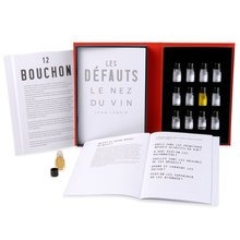 12 Aroma – Wine Faults Kit English