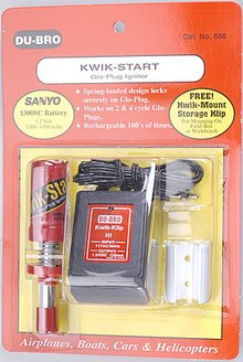 Kwik Start Glo-Ignitor with Charger