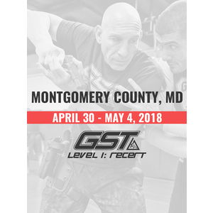 Re-Certification: Montgomery County, MD (April 30 - May 4, 2018)