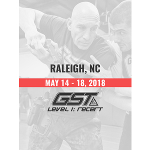 Re-Certification: Raleigh, NC (May 14-18, 2018)