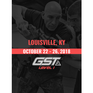 Level 1 Full Certification: Louisville, KY (October 22-26, 2018)