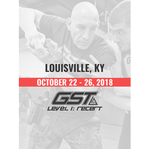 Re-Certification: Louisville, KY (October 22-26, 2018)