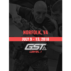Level 1 Full Certification: Norfolk, VA (July 9-13, 2018)