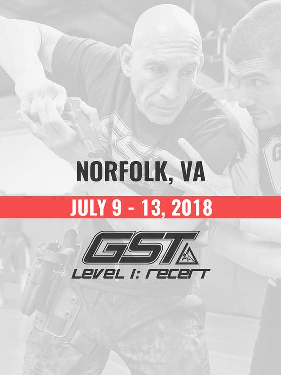 Re-Certification: Norfolk, VA (July 9-13, 2018)