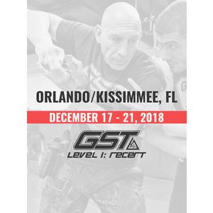 Re-Certification: Orlando/Kissimme, FL (December 17-21, 2018)