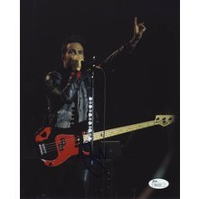 Pete Wentz Fall Out Boy Signed 8x10 Photo Certified Authentic JSA COA