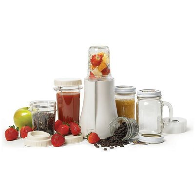 Tribest PB-350-A Mason Jar Personal Blender- Free Ground Shipping (Continental US Only)