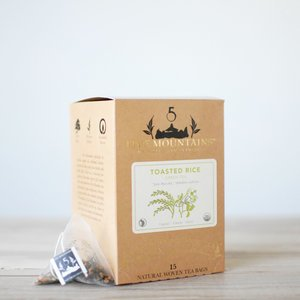 Genmaicha Green: 15 Tea Sachets