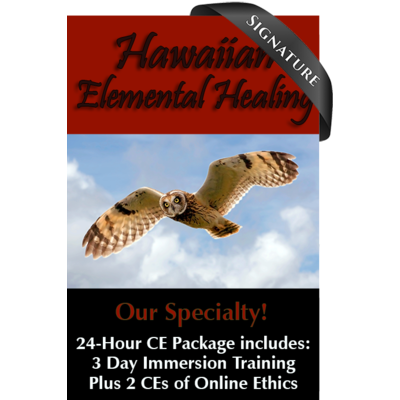 Hawaiian Elemental Healing Signature Course Package