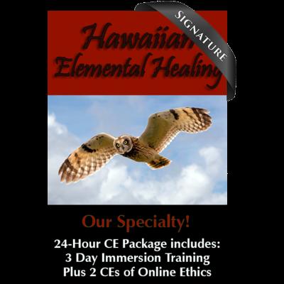 Hawaiian Elemental Healing Signature Course Package