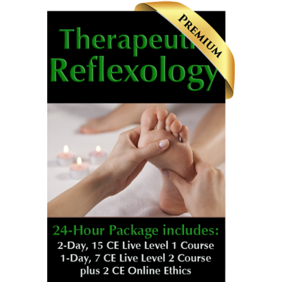 Therapeutic Reflexology Premium Course Package
