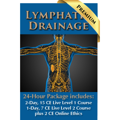 Lymphatic Drainage Premium Course Package