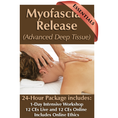 Myofascial Release Essentials Course Package