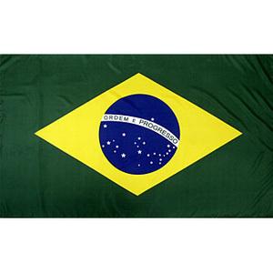 (3x5') Brazil Flag