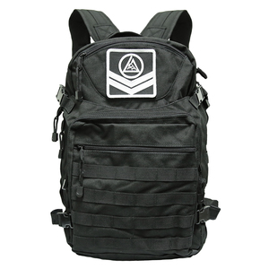 Gracie Venture Tactical Backpack-(Black)