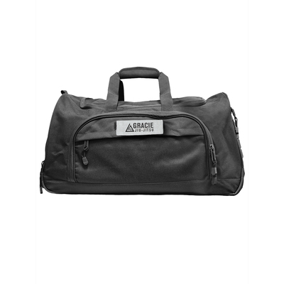 Gracie Black Large Duffle Bag