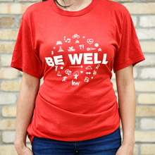 KW Wellness - Be Well T-Shirt