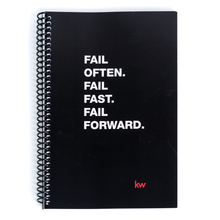 Fail Often Notebook