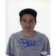 Ad Rock aka Adam Horovitz Beastie Boys Signed 8x10 Photo Certified Authentic PSA/DNA COA