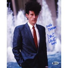 Lyle Lovett Signed 8x10 Photo Certified Authentic Beckett BAS COA