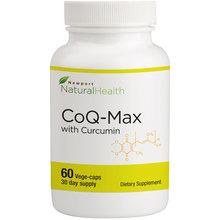 CoQ-Max with Curcumin