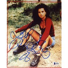 Neneh Cherry Signed 8x10 Photo Certified Authentic Beckett BAS COA