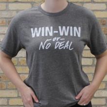 Win Win or No Deal T-Shirt