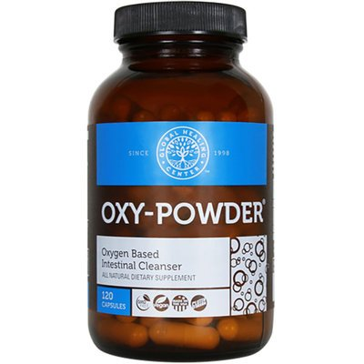 GHC Oxy-Powder, 120 Capsules