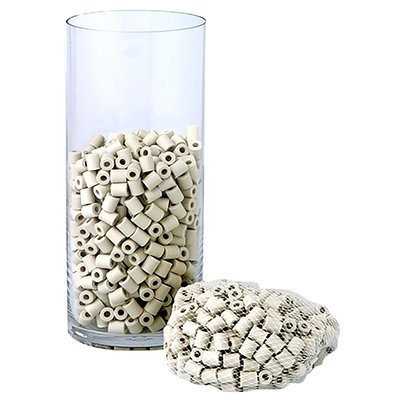 Amron K-Type Ceramic Pipes (High Temperature), 1 Bag