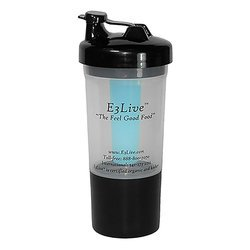E3 Live Quick Shake Cooler Cup, 12 oz