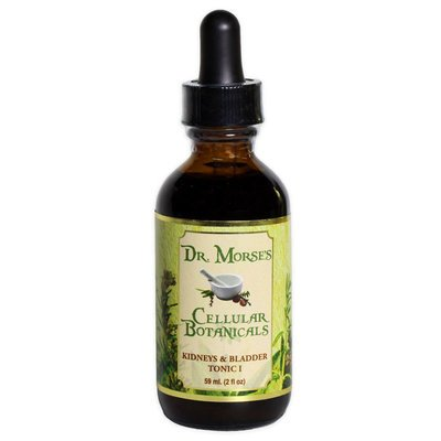 Dr. Morse's Kidneys & Bladder Tonic I, 2 oz