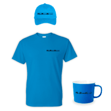 Ham Radio Deluxe Merchandise Bundle