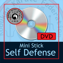 Mini Stick Self Defense DVD
