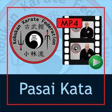 Digital Download Pasai Sho/ Pasai Dai Kata