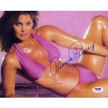 Priscilla Presley Bikini Signed 8x10 Photo Certified Authentic PSA/DNA COA