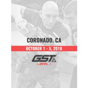 Re-Certification: Coronado, CA (October 1-5, 2018)