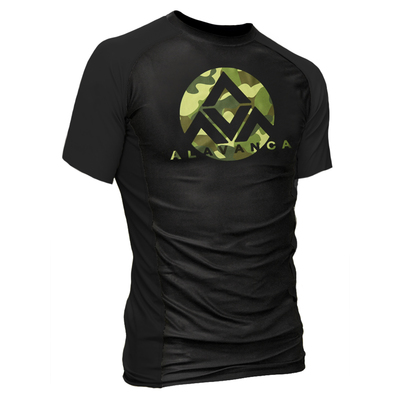 Alavanca Camo Short-Sleeve Rashguard (Men)