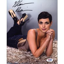 Morena Baccarin Deadpool Signed 8x10 Photo Certified Authentic PSA/DNA COA