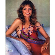 Cheryl Tiegs Signed 8x10 Photo Certified Authentic Beckett BAS COA