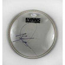 Dwight Yoakam Signed Drumhead Certified Authentic JSA COA