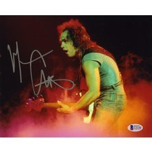 Michael Anthony Van Halen Signed 8x10 Photo Certified Authentic Beckett BAS COA