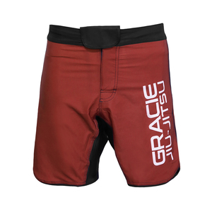 Ultralight Red Fight Shorts