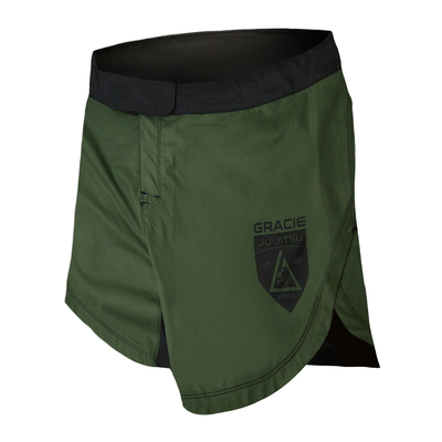 Gracie Shield Combat Fight Shorts (Women)