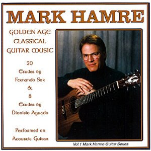 Golden Age Classical Guitar Music