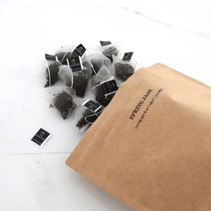 Bergamot (Earl Grey): 100 Sachets (No Wrapper)