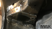 E36 Trailing Arm Chassis Reinforcement Plates