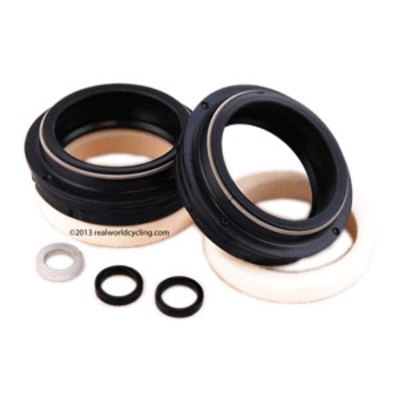 Fox 40 DUST FLANGED WIPER KIT, SKF