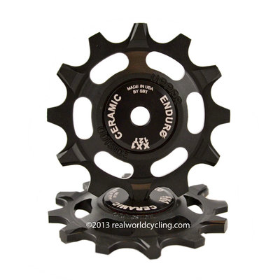 ENDURO SRAM XX1, XO1 ZER0 PULLEY SET, 11 SPEED